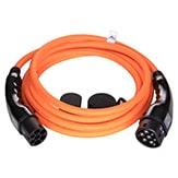 EV Typ 2 -> Typ 2 orange (3x32A) Typ 2